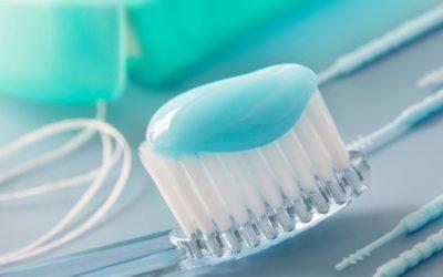 Какво съдържат пастите за зъби?